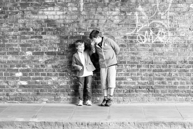 Camden Town documentary photography children