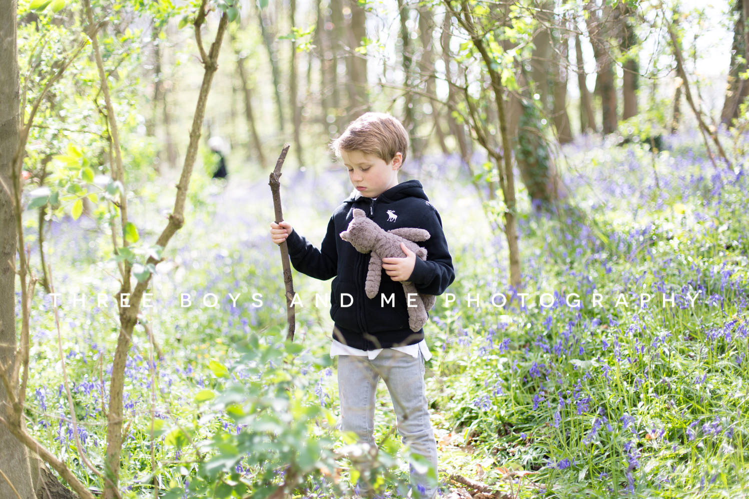 bluebell photography pre school families lifestyle