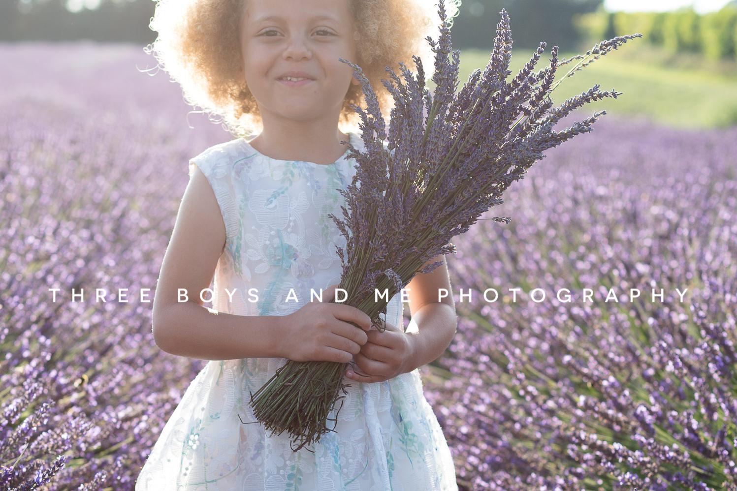 Lavender portrait photography sessions Bexley Kent