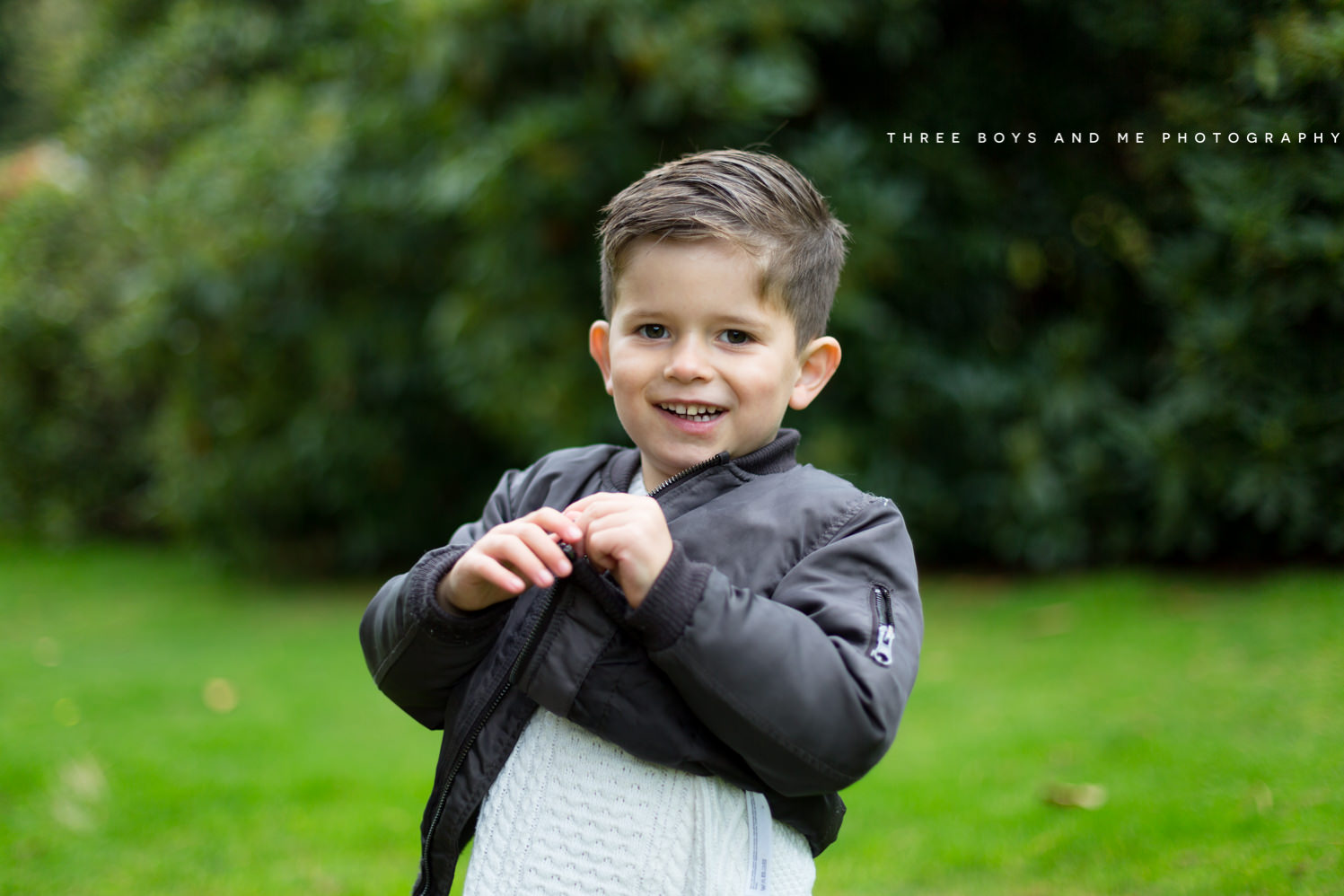 autumn photoshoot children's documentary photography 3 Boys & Me Photography