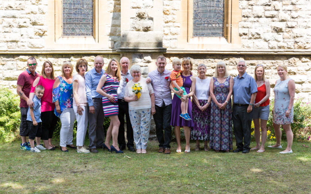 Golden wedding anniversary lunch and a trip down memory lane….