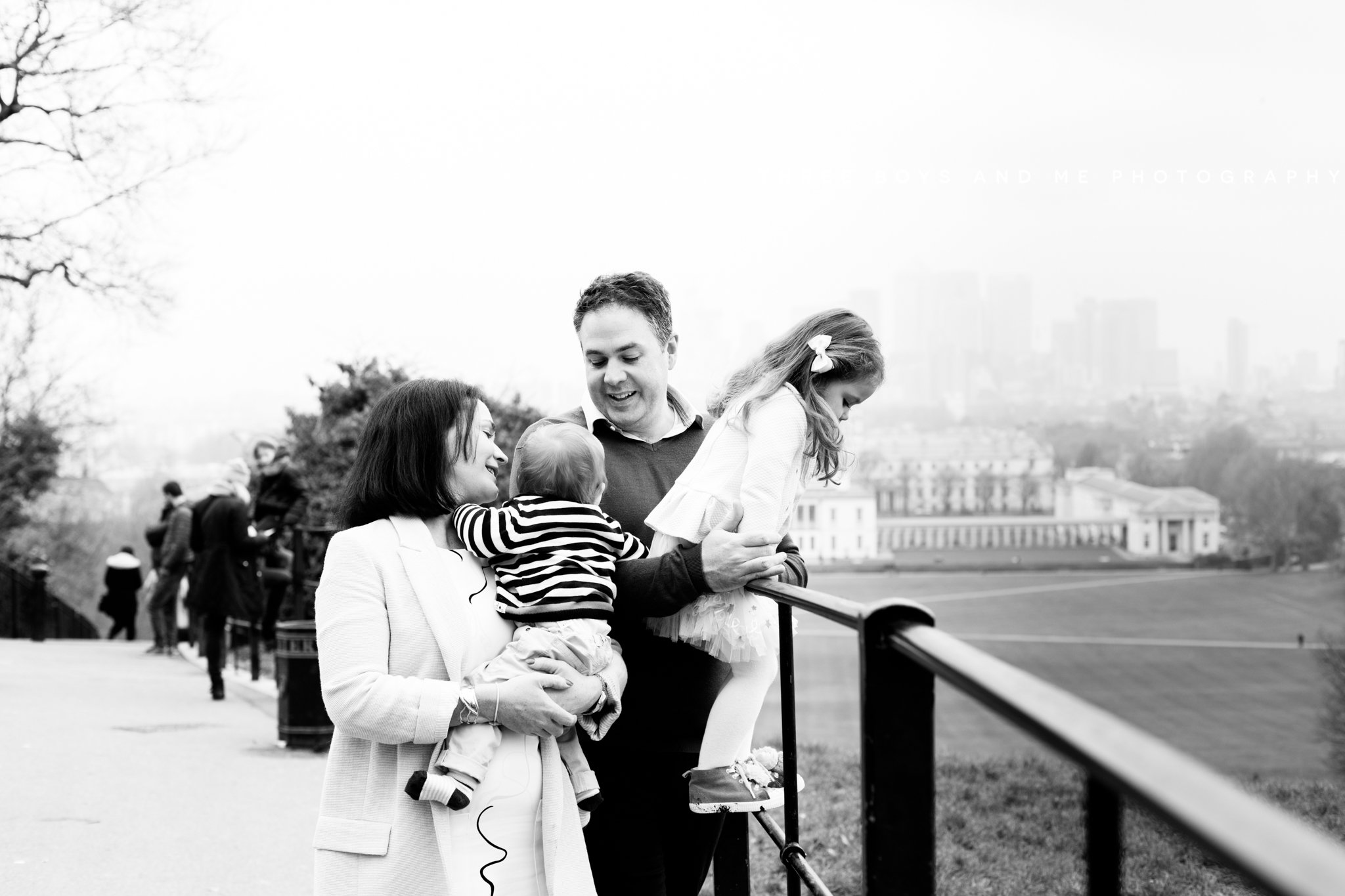 Documentary lifestyle photoshoot Greenwich London by 3 Boys & Me Photography