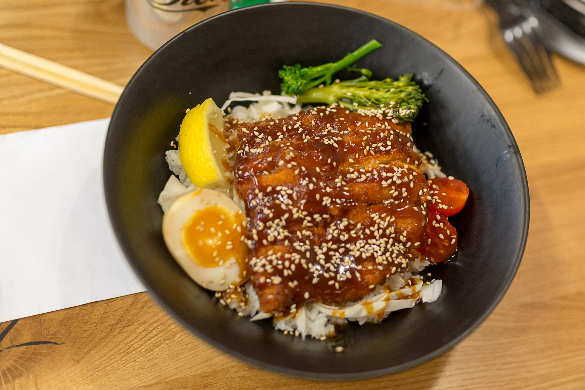 Ichiba Westfield London a review by Nina Callow 3B&ME Photography London