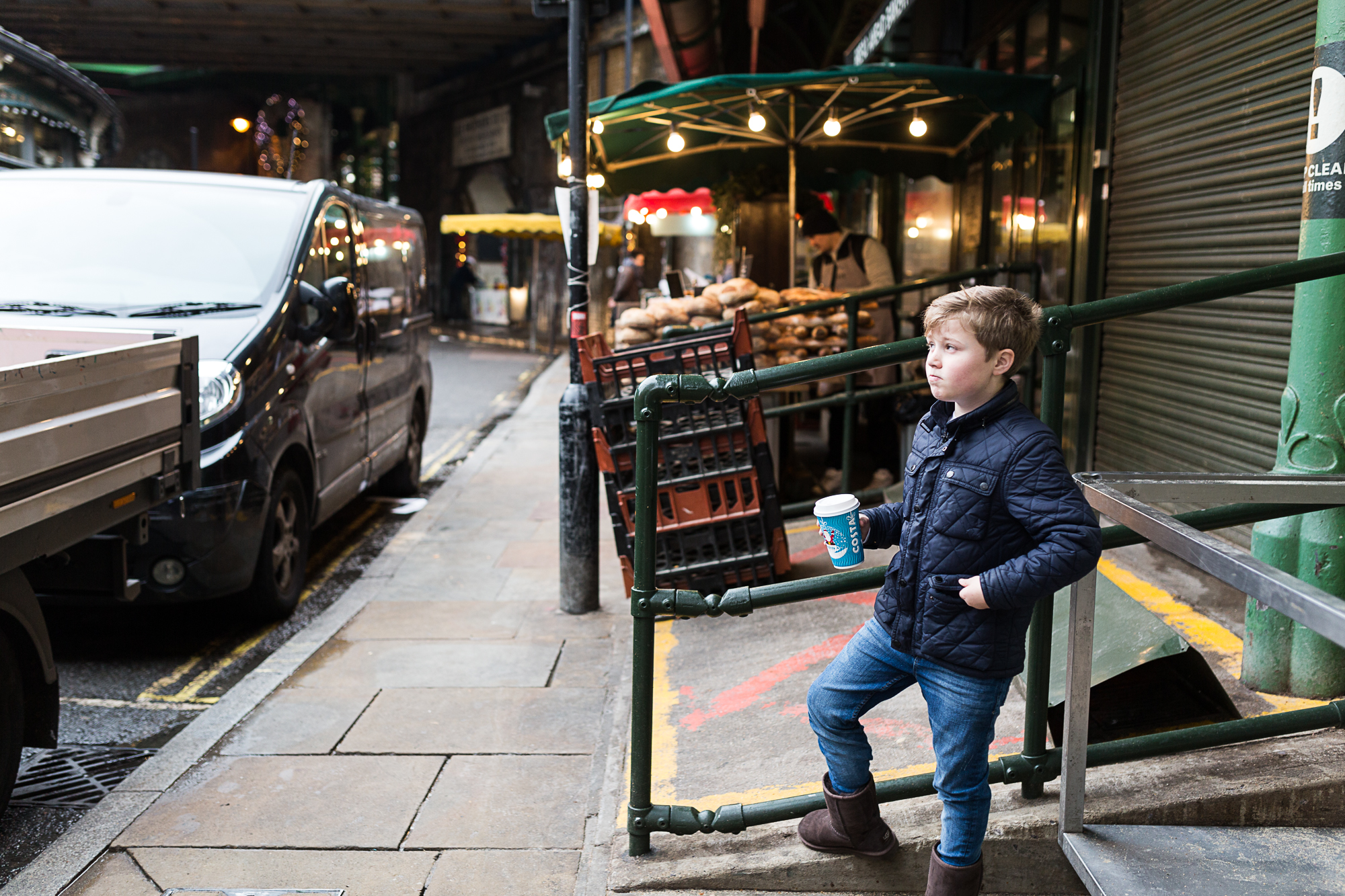 Bexley family photographer London Christmas activities review