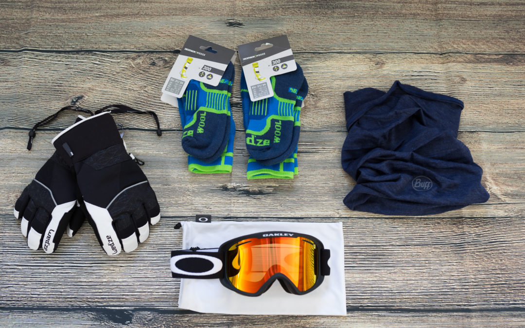 Packing for your child's school skiing trip – top tips and a packing list.