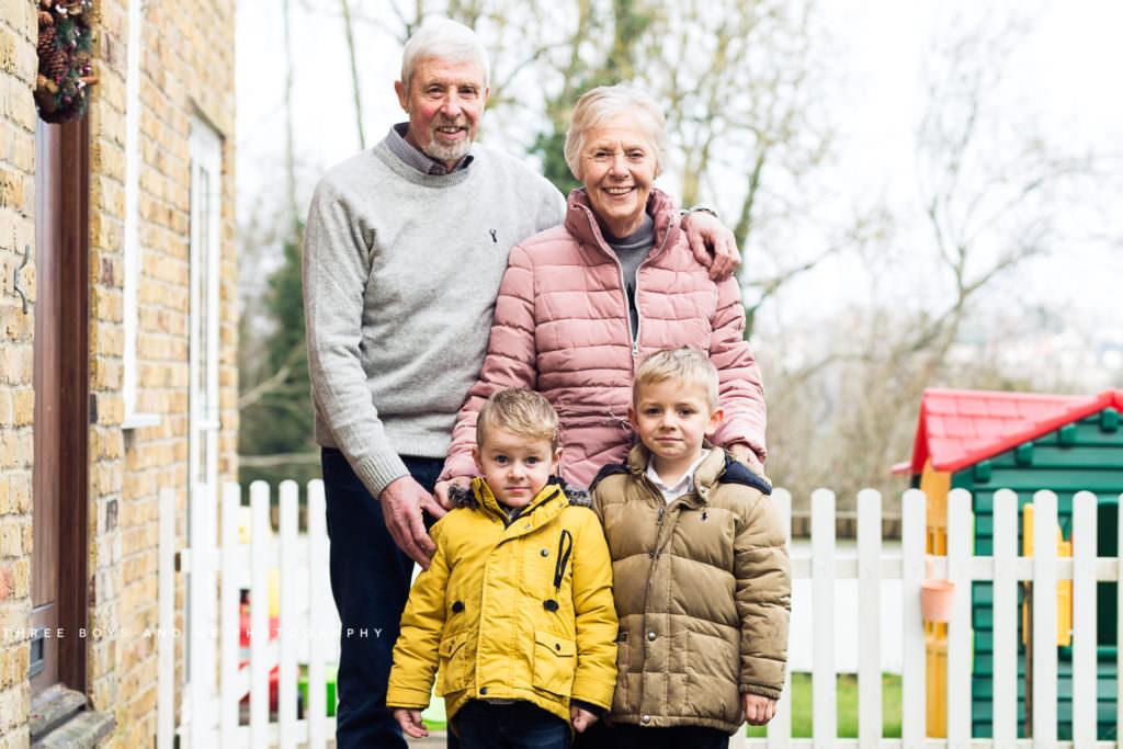 Family documentary photographer Nina Callow of 3 Boys & me Photography London and Kent