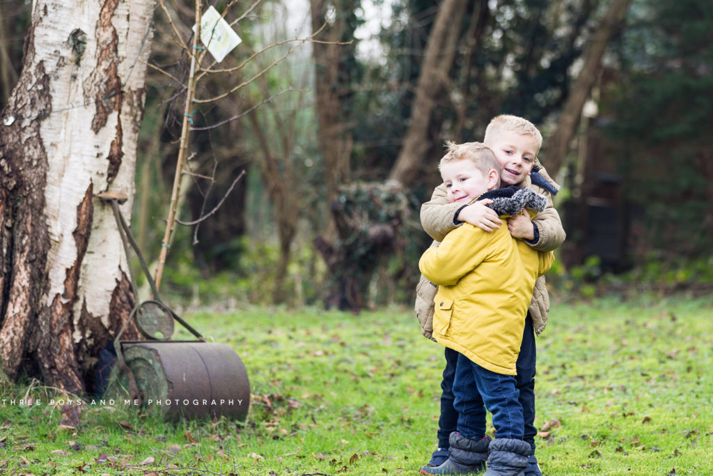 Family documentary photographer Nina Callow of 3 Boys & me Photography London and Kent