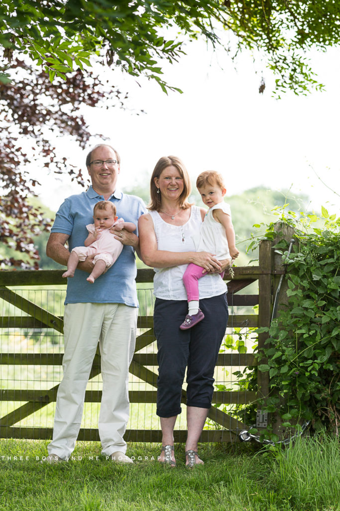 Family photographer Nina Callow of 3 boys and me photography covering London and Kent