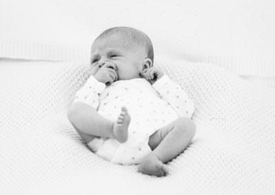 outdoor newborn photoshoot in Bexley