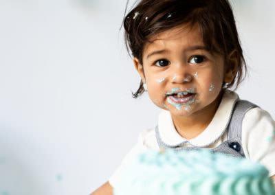 Bexley Cake Smash Photographer6