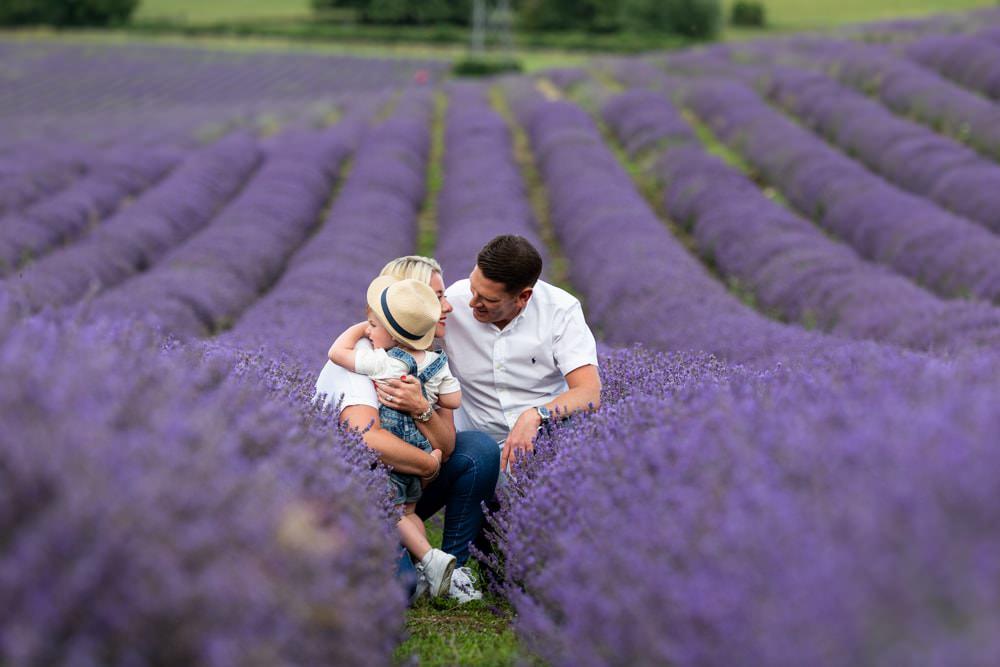 Kent Lavender portrait photoshoots July 2021
